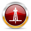 Drilling icon — Stock Photo #34399201