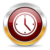 ícone de tempo — Foto Stock