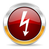 Bolt icon — Stock Photo