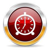 Alarm simgesini — Stok fotoğraf