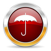Umbrella icon — Stock Photo