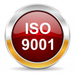 Stock Photo: Iso 9001