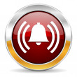Alarm icon — Stockfoto #34422871