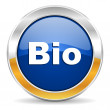 Bio icon — Stock Photo #34562441
