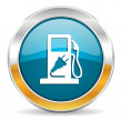 Fuel icon — Stock Photo #35115345
