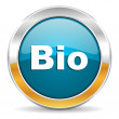 Bio icon — Stock Photo #35116277