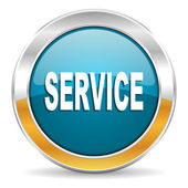 Service-symbol — Stockfoto