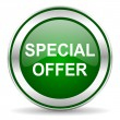 Special offer icon — Stock Photo #35204539
