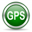 Gps icon — Stock Photo