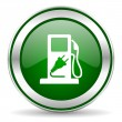 Fuel icon — Stock Photo #35206001