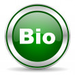 Bio icon — Stock Photo #35206479
