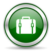 Bag icon — Stock Photo