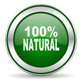 Natural icon — Foto Stock