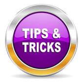 Tips tricks icon — Stockfoto