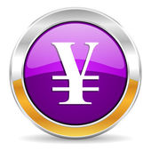 Yen pictogram — Stockfoto