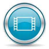 Movie icon — Stock Photo
