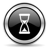 ícone de tempo — Fotografia Stock