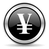Yen icon — Stock Photo