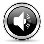 音量图标 — 图库照片
