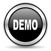 Demo icon — Stock Photo