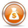 Stock Photo: Money icon