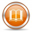 Stock Photo: Book icon