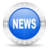 Nyheter julen ikonen — Stockfoto
