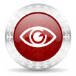 Eye icon — Stock Photo
