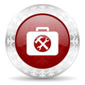 Toolkit icon — Stock Photo