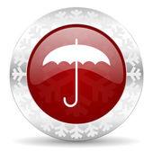 Umbrella icon — 图库照片