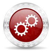 Gear icon — Stock Photo