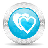 Liefde pictogram — Stockfoto