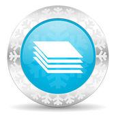 Layers icon — Stok fotoğraf