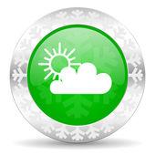 Символ облака — Стоковое фото
