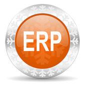 Icône de l'ERP — Photo