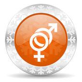 Icono de sexo — Foto de Stock