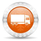 Delivery icon — Stock Photo