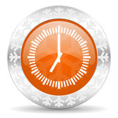 Time icon — Foto de Stock