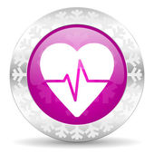 Pulse christmas icon — Foto de Stock