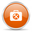 Toolkit icon — Stock Photo #38735837