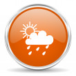 Rain icon — Stock Photo #38736419