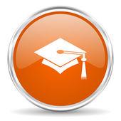 Education icon — Stock Photo