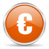 Euro pictogram — Stockfoto