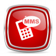 Mms icon — Stock Photo #39386243