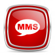 Mms icon — Stock Photo #39387837