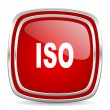 Iso icon — Stock Photo #39387881