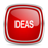 Ideas icon — Stock Photo