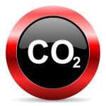 Carbon dioxide icon — Stock Photo #39871277