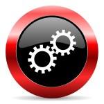 Gear icon — Stock Photo #39893603
