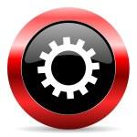 Gear icon — Stock Photo #39893607